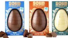Completely solid Easter Eggs are FINALLY a thing