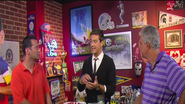 7 Sports Cave - Fast 5 minutes for July 13, 2014