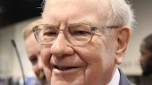 68% of Buffett's Portfolio Is in These 4 Stocks
