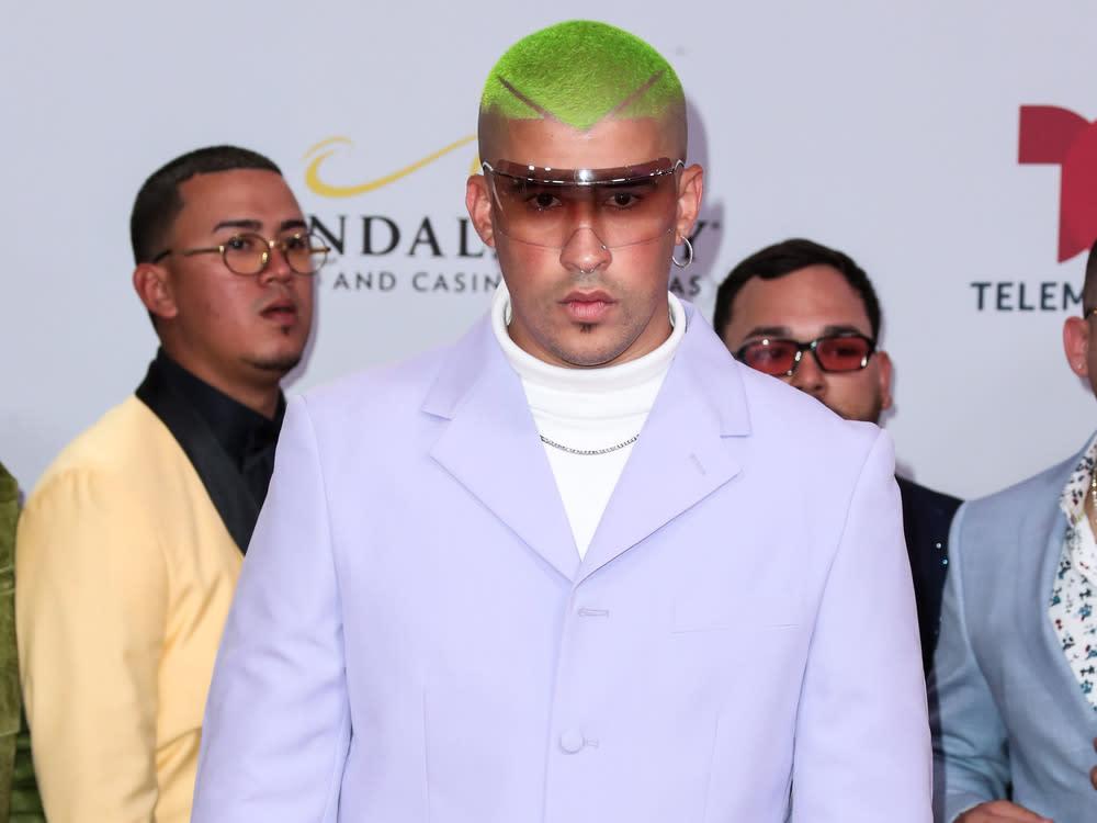 Spotify-Jahresrückblick: Bad Bunny ist meistgestreamter Künstler