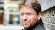 James Martin faces wrath of mother to post sweet photo of her cooking him dinner