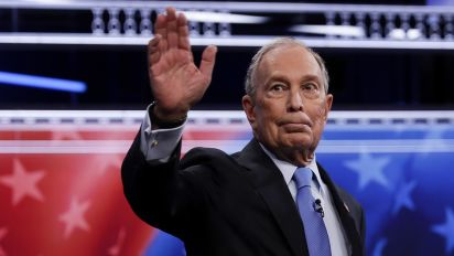 Bloomberg is 'destroying norms' on social media
