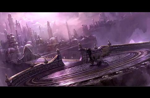 Warcraft movie is a wrap