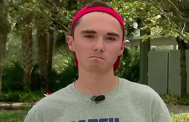 David Hogg Blasts USA Today Over Parkland Shooting Coverage: 'One of the Worst Offenders'