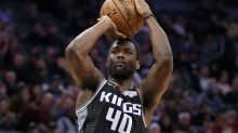 Harrison Barnes finally clears COVID-19 protocol, joining Kings in NBA bubble