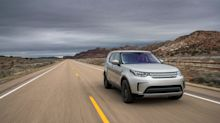 Land Rover Discovery review – can your German SUV do this?