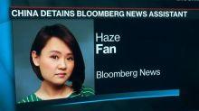 Arrestata cronista di Bloomberg a Pechino. L'ultima di una lunga serie