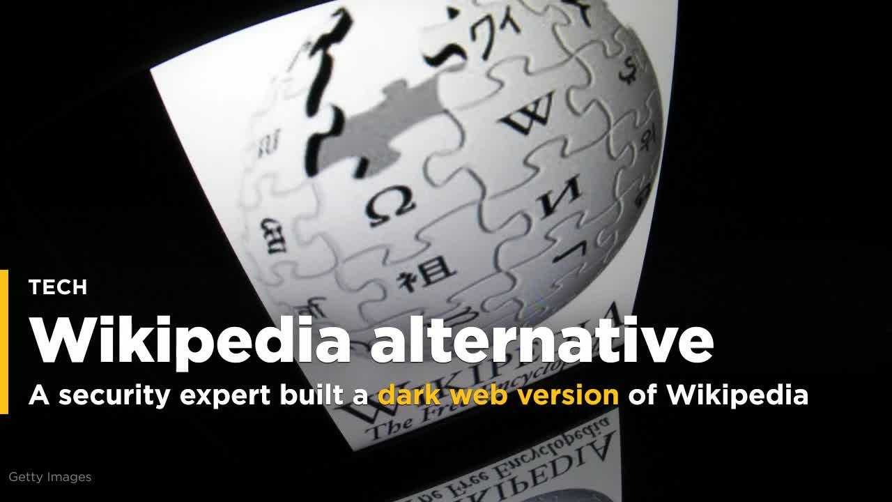 A security expert built an unofficial Wikipedia for the dark web