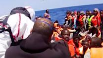 Almost 6,000 migrants rescued off Libyan Coast
