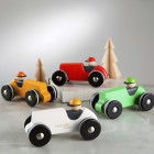 As a novelty or a favorite, wooden toys can make great gifts