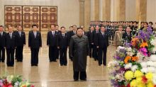 North Korea's Kim makes first public appearance in 22 days amid virus outbreak
