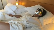 Il cuscino che aiuta a combattere brufoli e punti neri durante la notte