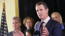 Gov. Gavin Newsom Closes All Movie Theaters, Bars in California