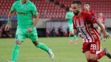 Foot - C1 - Barrages - Ligue des champions (barrages) : l'Olympiakos, le Dynamo Kiev et Ferencvaros qualifiés en phase de groupes