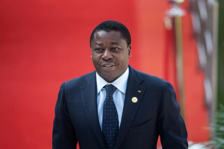 Togo's President Faure Gnassingbe has ruled the country since 2005 (AFP Photo/Michele Spatari)
