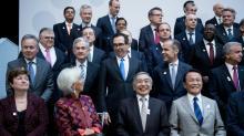 Tensões comerciais dominam reuniões do FMI, enquanto G20 evita assunto