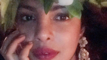 PICS: Island girl Priyanka Chopra has a special message for her fans
