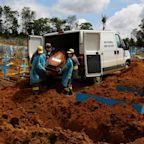 Brazil hospitals 'run out of oxygen' for virus patients in Manaus as hundreds wait for beds