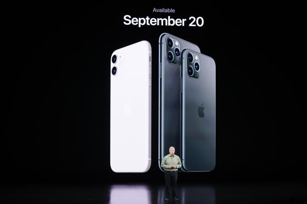 Apple supplier Broadcom suggests a delayed iPhone launch this year