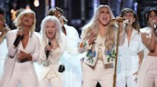 Kesha's Powerful Performance Is The One The Grammys Needed