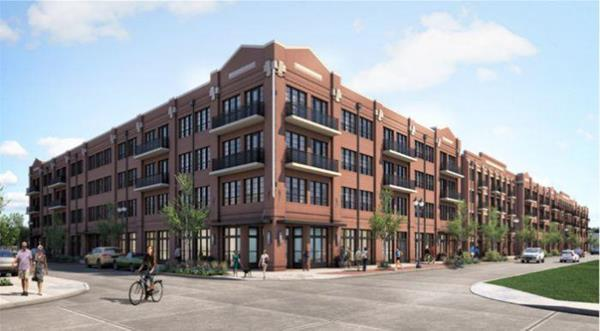 Toll Brothers Apartment Living® / Daiwa House Texas Announce