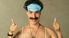 """""""Borat 2"""": família de sobrevivente do Holocausto processa o filme"""
