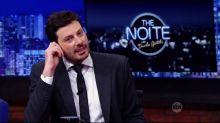 Em alta! Danilo Gentili tem o seu salário divulgado na TV