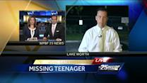 Police search for missing teen last seen at Lake Worth Middle School