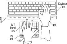 Patent Roundup: 'Hover' touch surfaces, liquid-cooled laptops