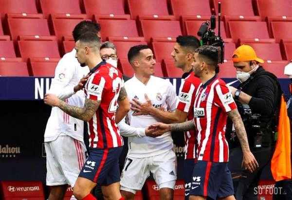 Le Real s'accroche à l'Atlético