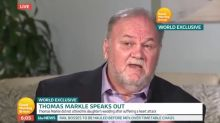 Thomas Markle reveals the moment Meghan told him she was dating Prince Harry