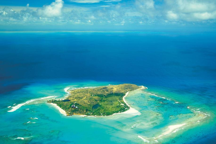 <p><strong>Where?</strong> British Virgin Islands</p>  <p>Described as Branson's 'home away from home', this Caribbean island has accommodation that can sleep up to 30 guests. With a wide range of activities on offer, you won't be short of things to do.</p>  <p><strong>Price per person, per week: </strong>£9,928</p>