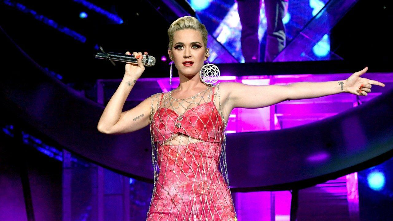 Katy Perry Joins Zedd Onstage At Coachella To Perform 365