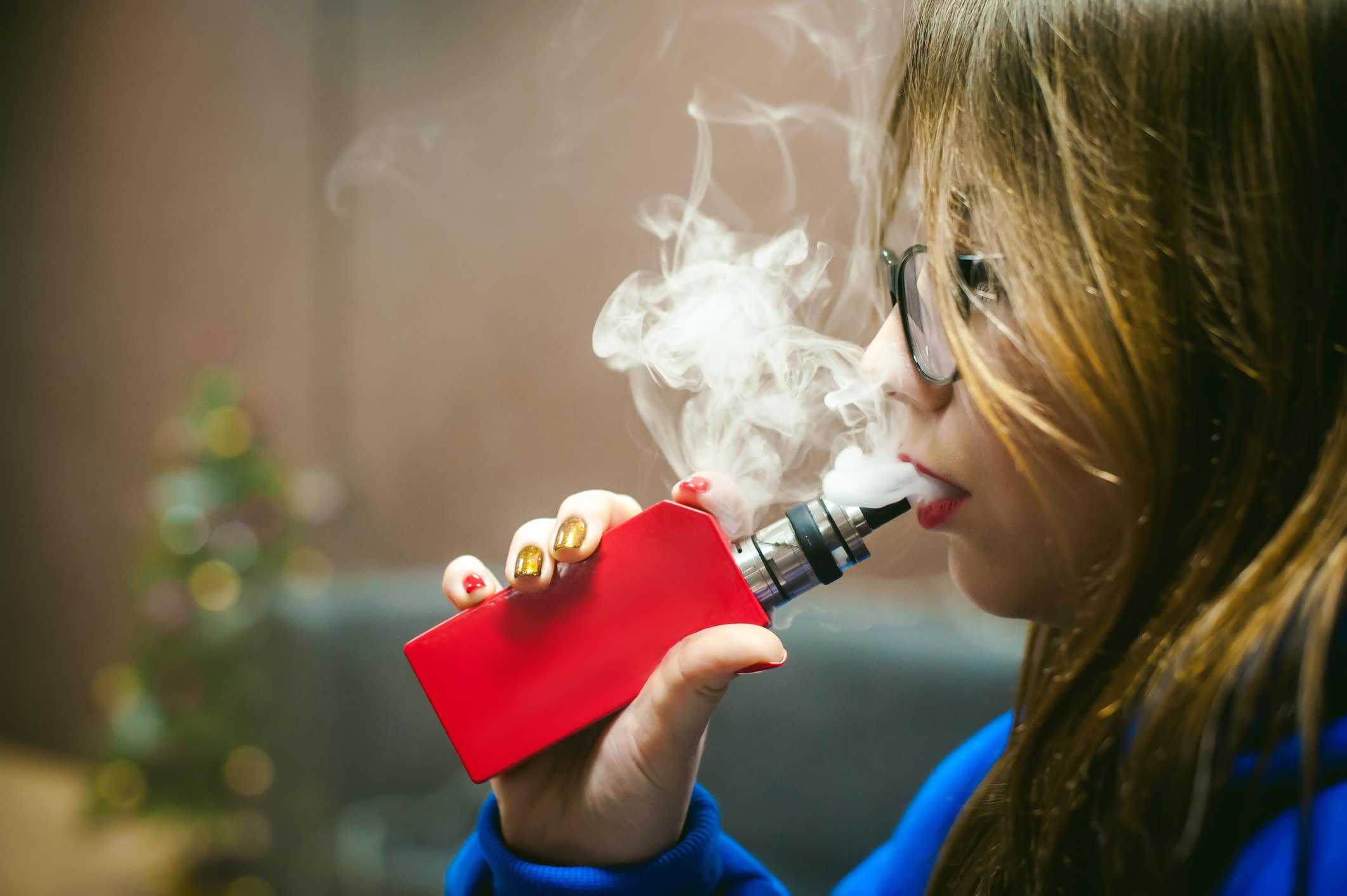 Wie Schädlich Sind E Zigaretten Wirklich