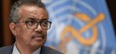 World Health Organization Director-General Tedros Adhanom Ghebreyesus. (Reuters)