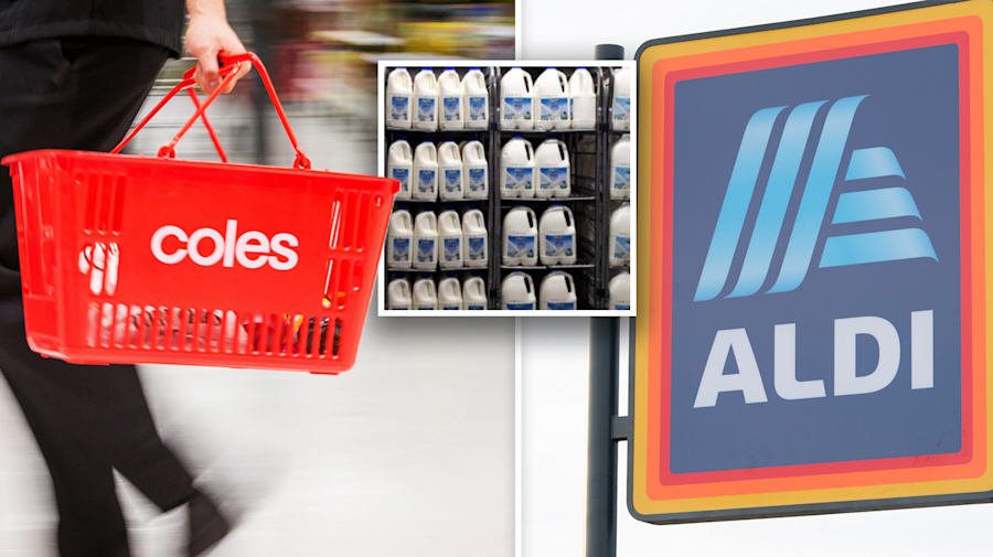 Supermarkets' dramatic backflip to raise price of milk