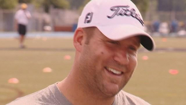 Exclusive: 1-On-1 With Ben Roethlisberger