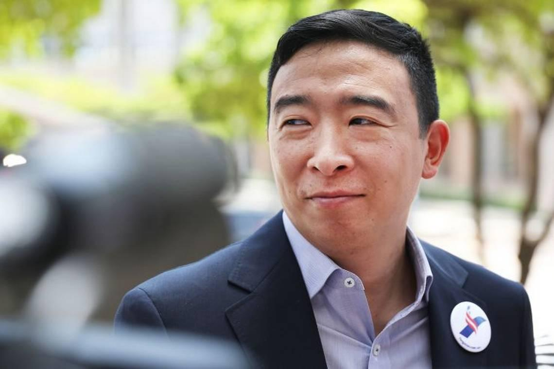 COVID-19 ought to make us give Andrew Yang's 'get $1,000 each month' a re-evaluation