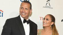 Jennifer Lopez's proud family