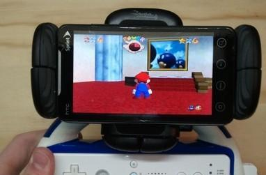 EVOtainment System brings emulation greatness to the HTC EVO on a Wiimote and a prayer (video)