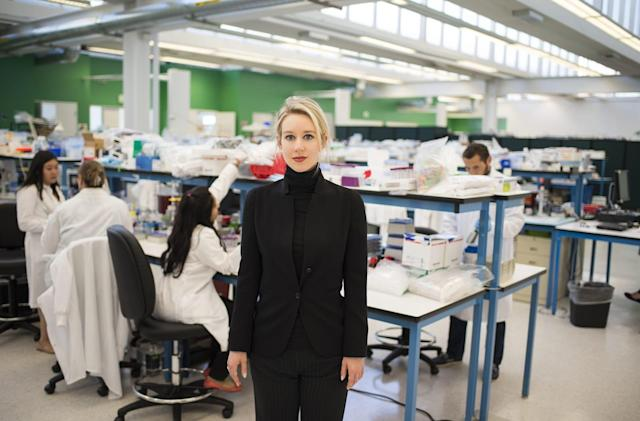 HBO's 'The Inventor' explores how Theranos happened, but not why
