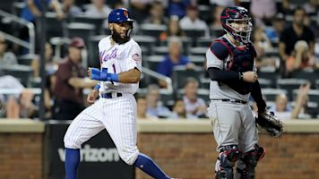 Indians sunk by one grounder in loss to Mets