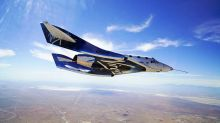 Virgin Galactic Succumbs To Gravity, Barely, As Bull Says Correction May Be 'Healthy'