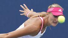 France's Kristina Mladenovic suffers meltdown in US Open loss, rips COVID-19 protocols
