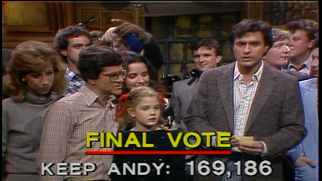 Election IV: Andy Kaufman