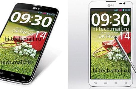 5.5-inch LG phone leaks online, and it's allegedly affordable