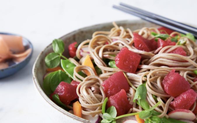 Finless Foods tuna