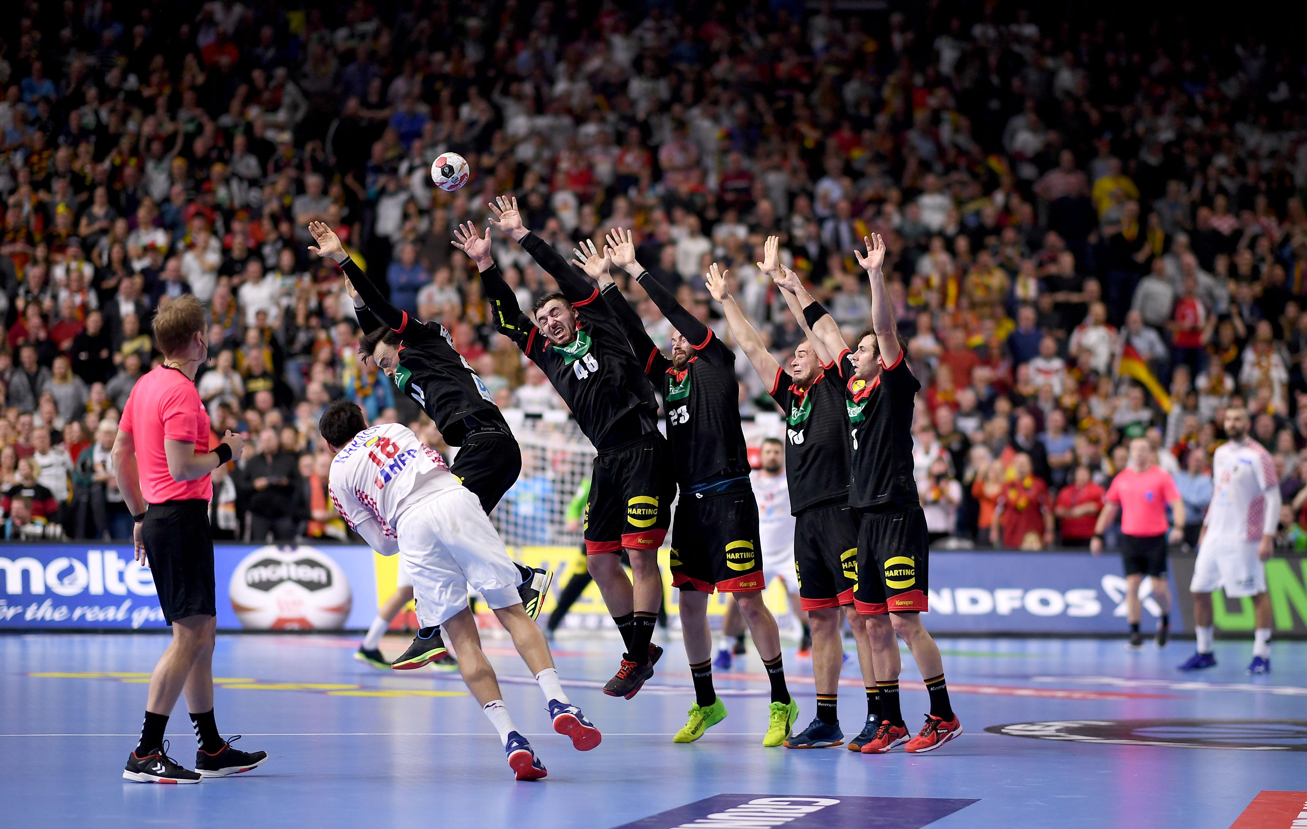 Handball Wm 2019 Livestream Zdf