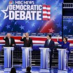 Warren, Sanders fundraising surges after clashes with Bloomberg in fiery Nevada debate