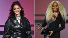 Rihanna Presents Mary J. Blige With BET Lifetime Achievement Award